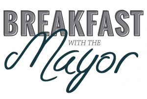 Breakfast with the Mayor Logo