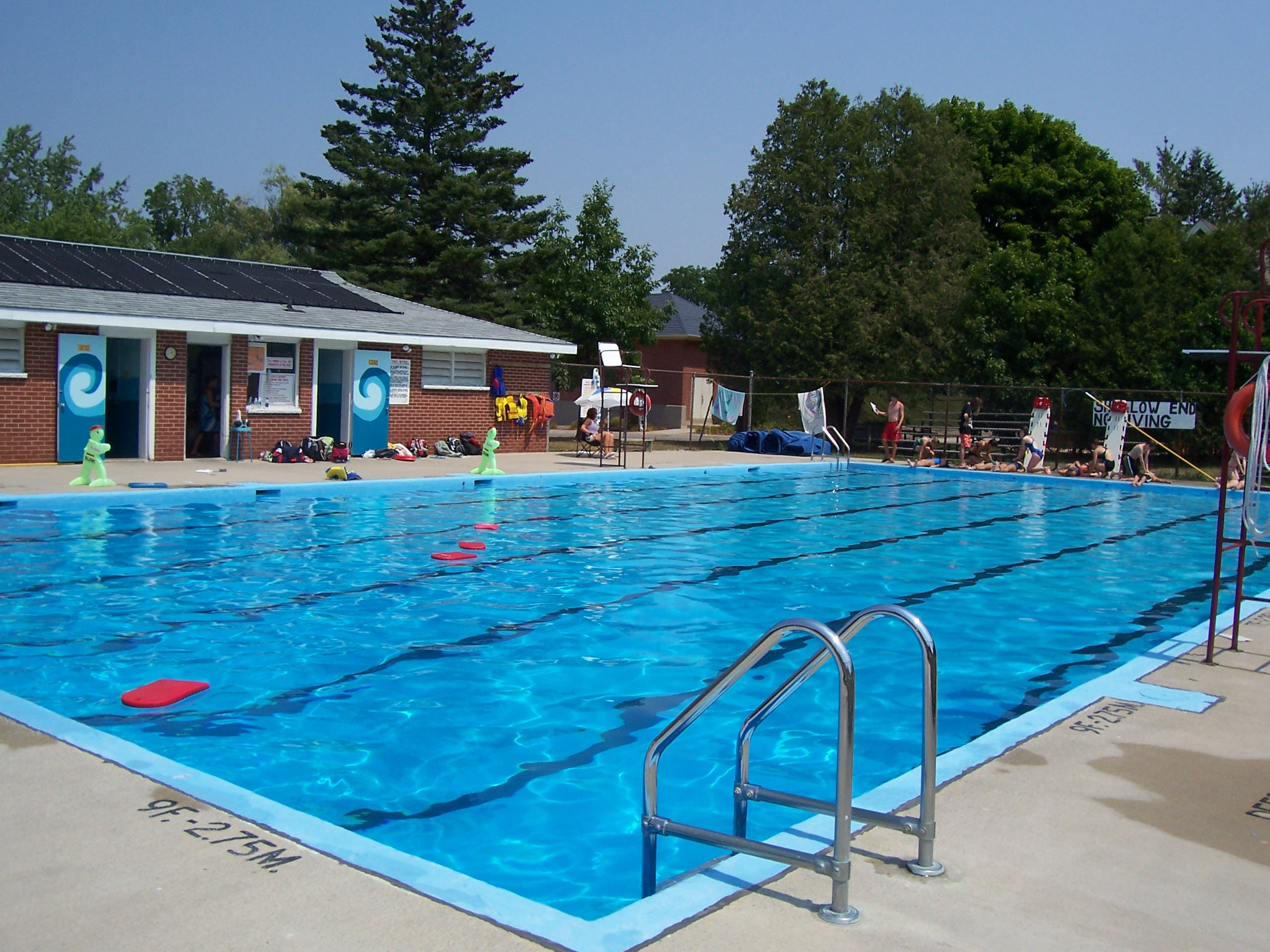 Exeter Pool