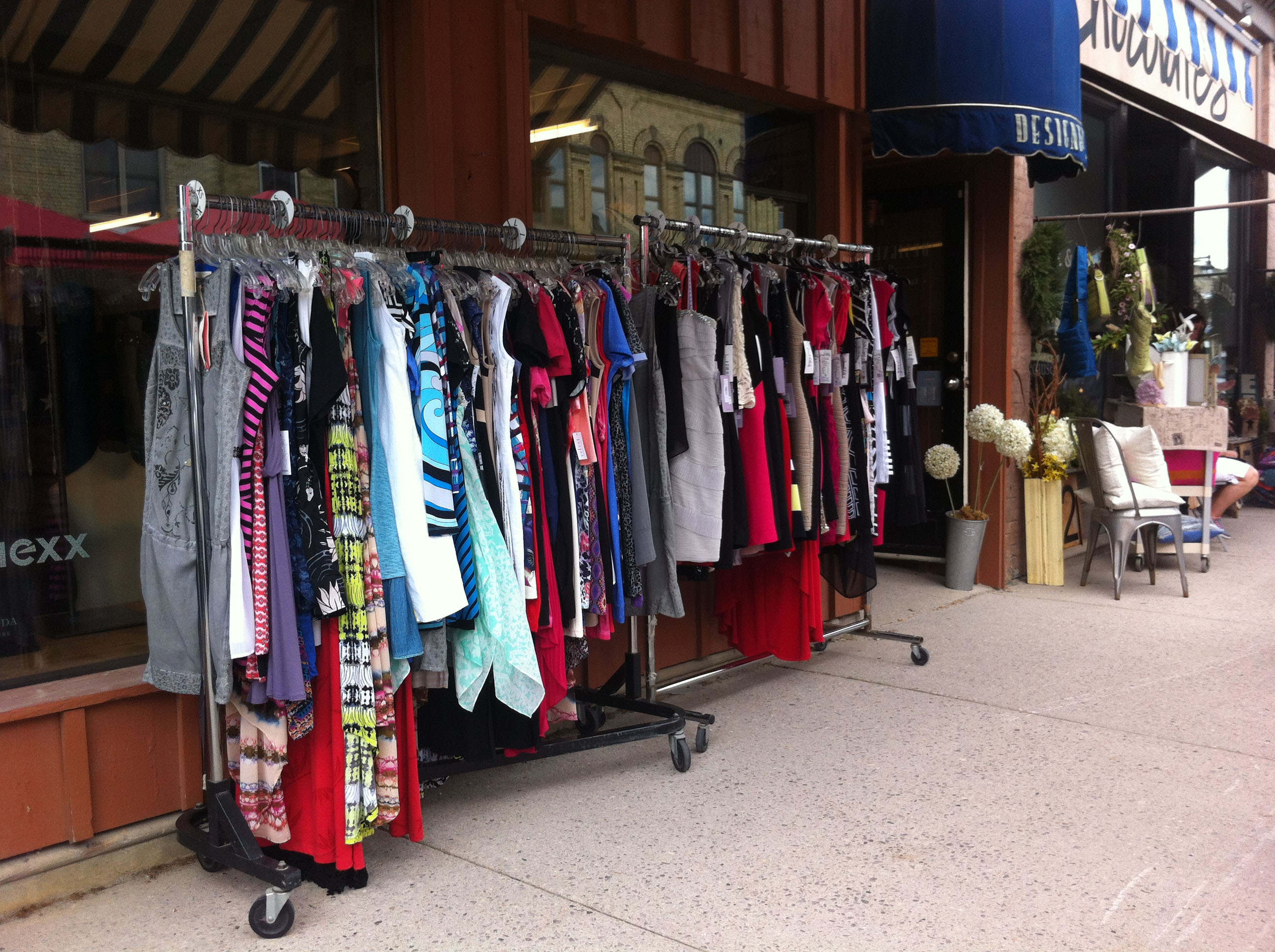 Sidewalk Sales - Designers