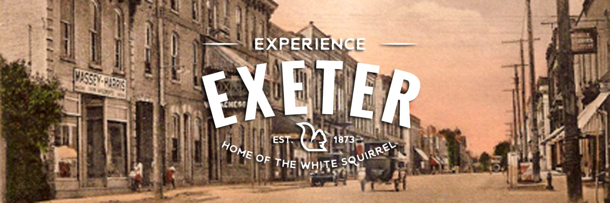 Experience Exeter Ontario history!