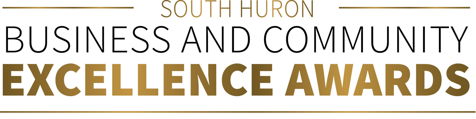 South Huron Business & Community Excellence Awards Gala Logo